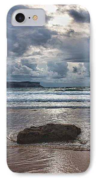 Lone Stone IPhone Case by Angel Jesus De la Fuente