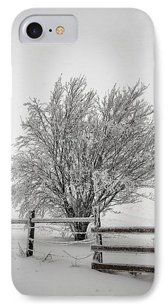 Lone Tree Phone Case by John Haldane