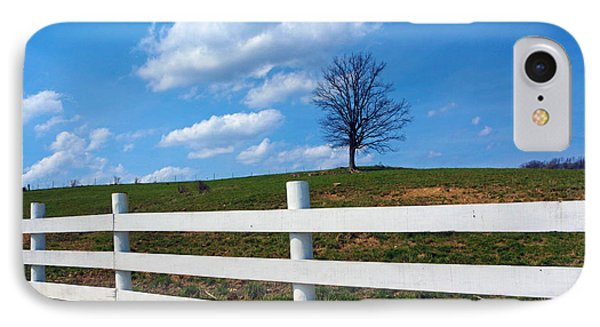Lone Tree IPhone Case by Lorna Rogers Photography