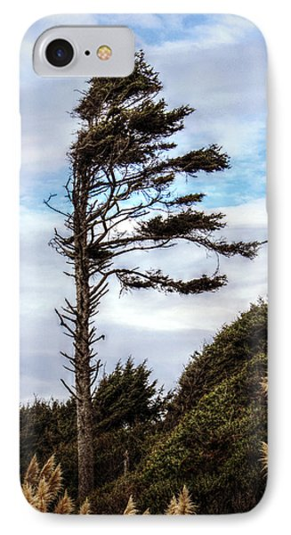 Lone Tree IPhone Case by Melanie Lankford Photography