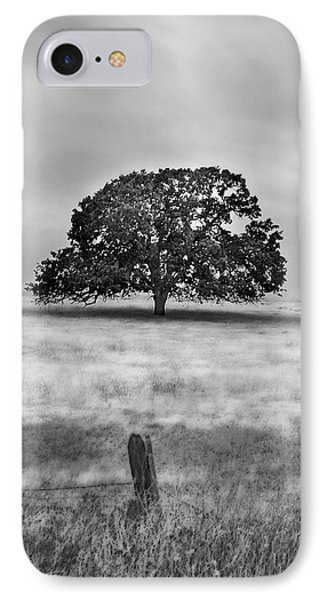 Lone Valley Oak Vertical IPhone Case