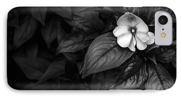 Lonely 1 IPhone Case by Jon Glaser