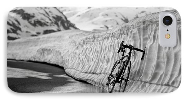 Lonely Bike IPhone Case