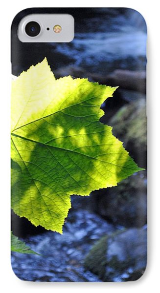 IPhone Case featuring the photograph Lonely Me by Amanda Eberly-Kudamik