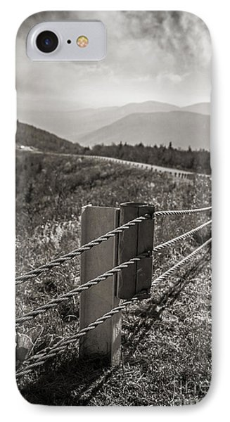 Lonely Mountain Road Phone Case by Edward Fielding
