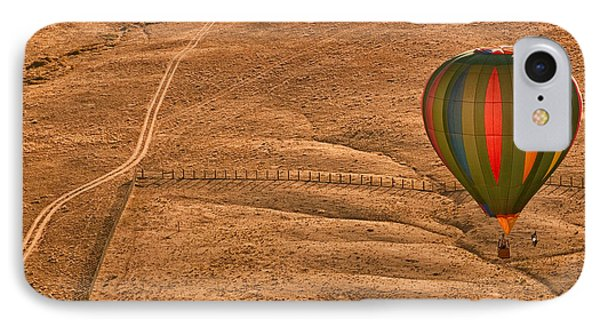 Lonesome Road IPhone Case by Keith Berr