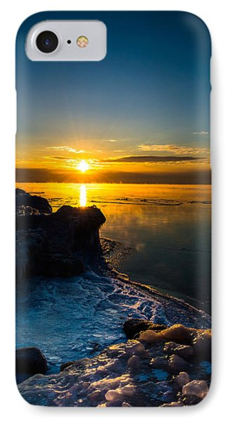 Long Cold Winter II Phone Case by James  Meyer