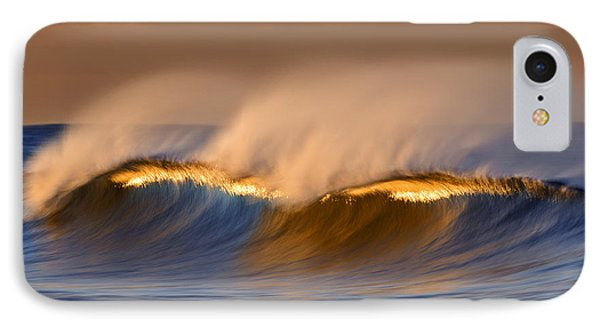 Long Golden Crest  Mg_1721 IPhone Case by David Orias
