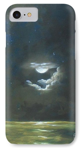 IPhone Case featuring the painting Long Journey Home by Marlene Book