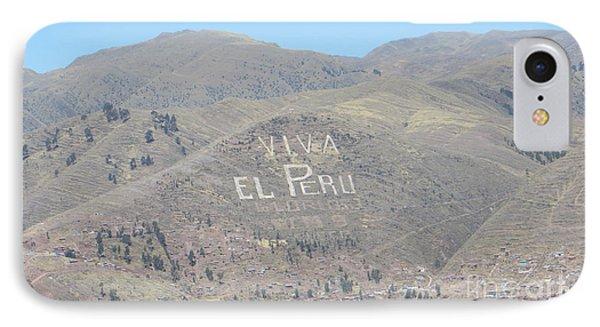 Long Live Peru IPhone Case