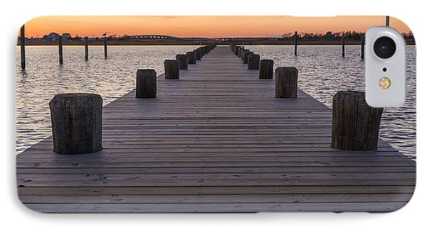 Long Pier IPhone Case