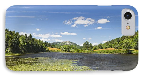 Long Pond - Acadia National Park - Mount Desert Island - Maine IPhone Case by Keith Webber Jr