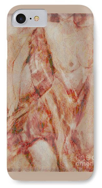 Long Scarf IPhone Case by Gabrielle Schertz