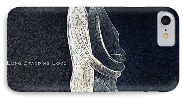 Long Standing Love IPhone Case