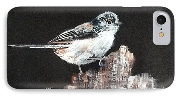 Long-tailed Tit IPhone Case