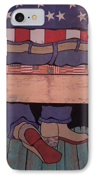 Long Wait To Dance Phone Case by Glenn Calloway