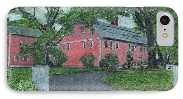 Longfellow's Wayside Inn Phone Case by Cliff Wilson