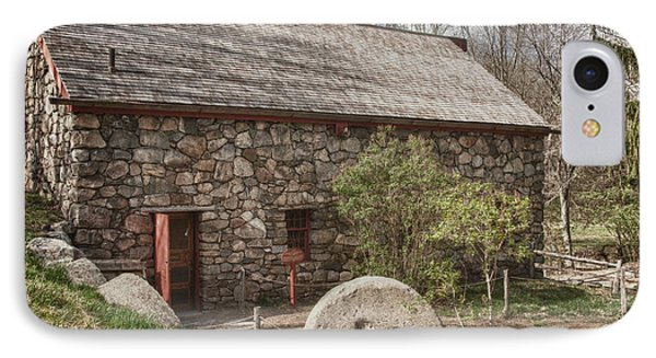 Longfellow's Wayside Inn Grist Mill Phone Case by Jeff Folger