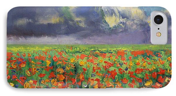 Longing IPhone Case by Michael Creese