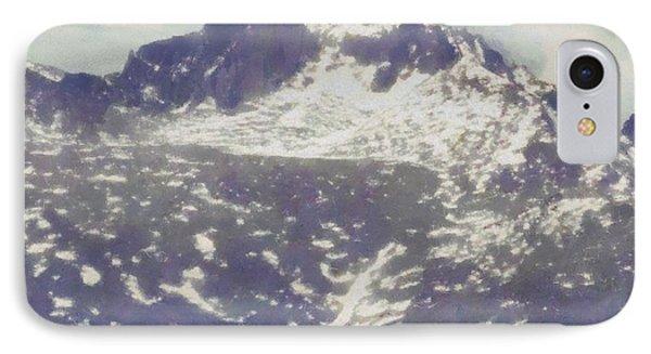 Longs Peak IPhone Case by Dan Sproul