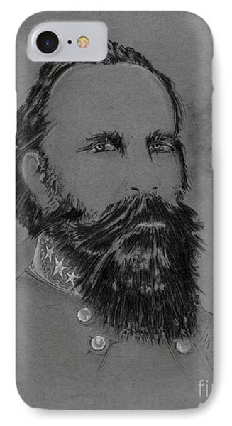 Longstreet's Reluctance IPhone Case