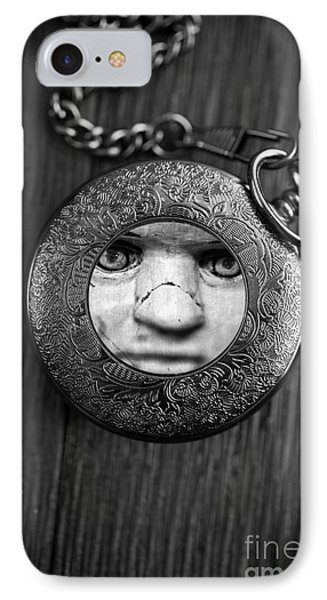 Look Behind You Phone Case by Edward Fielding