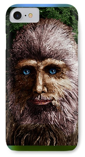 Look Into My Eyes... IPhone Case