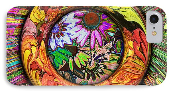 Look Through Any Window Phone Case by Wendy J St Christopher