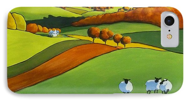 Looking At Ewe IPhone Case by Jo Appleby
