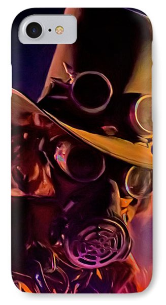 Looking At You Phone Case by Michael Pickett