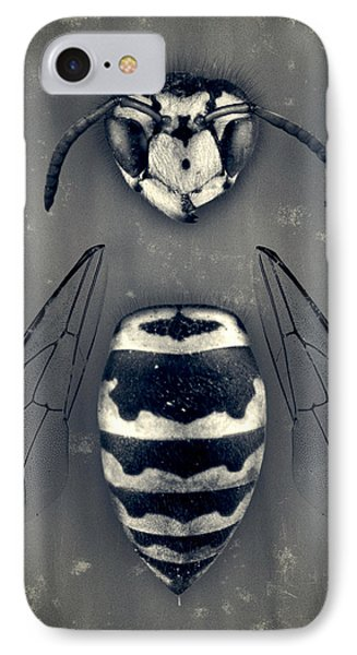 Looking Down Upon Myself IPhone Case