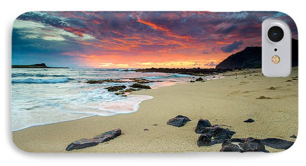 Looking East IPhone Case by Robert  Aycock