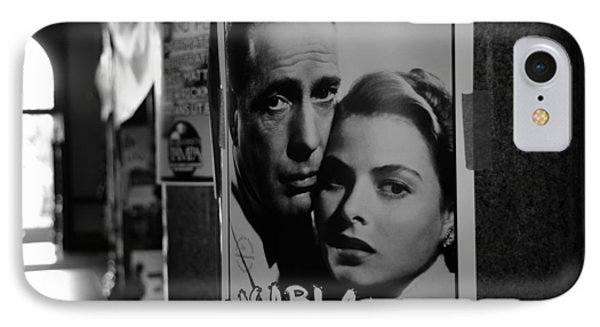 Looking For Casablanca IPhone Case