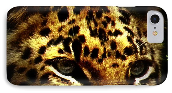 Looking For Prey IPhone Case by Amanda Eberly-Kudamik