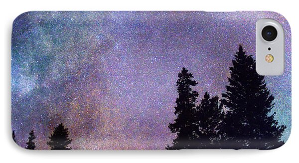 Looking Into The Heavens Phone Case by James BO  Insogna