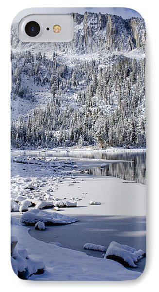 Looking Over Mcleod Phone Case by Chris Brannen