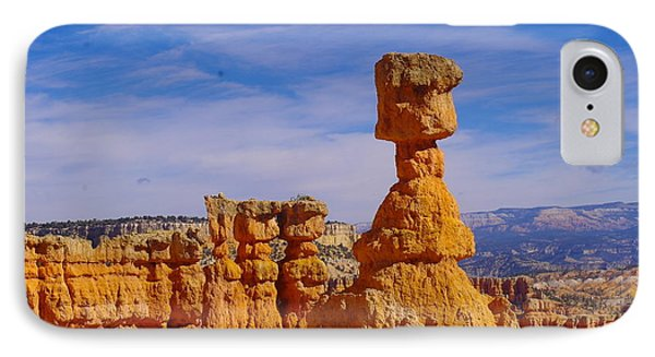 Looking Over Sunset Point  Phone Case by Jeff Swan