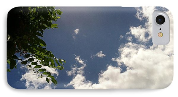 IPhone Case featuring the photograph Looking Up by Alohi Fujimoto