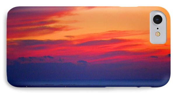 Lookout Mountain Sunset IPhone Case by Tara Potts