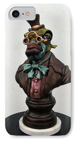 Lord Finn Ribblescale Phone Case by Patrick Anthony Pierson