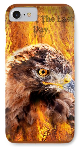Lord Of The Last Day IPhone Case by Yngve Alexandersson