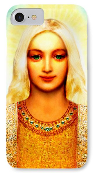 Lord Sananda IPhone Case by Ananda Vdovic