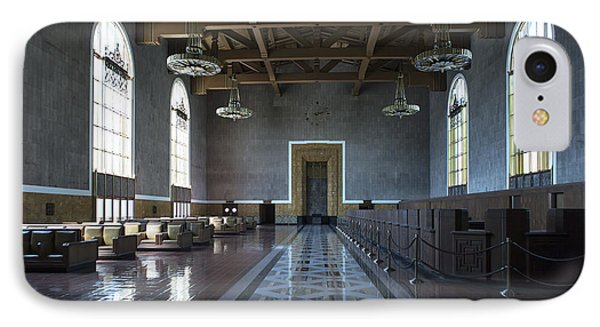 Los Angeles Union Station - Custom IPhone Case