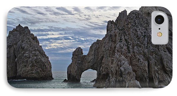 Los Arcos In Cabo San Lucas IPhone Case by Loriannah Hespe