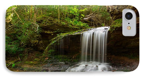 Lost Creek Falls IPhone Case by Kelly Marquardt