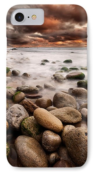 Lost In A Moment Phone Case by Jorge Maia