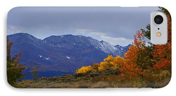 Lost In Autumn Phone Case by Jeremy Rhoades