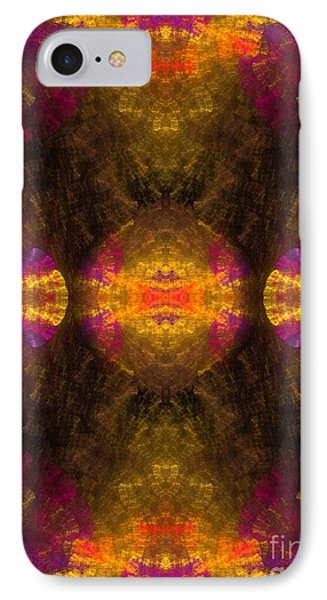 IPhone Case featuring the digital art Lost In Colors by Hanza Turgul