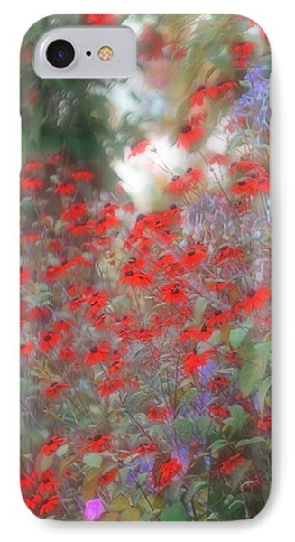 Lost In Paradise IPhone Case by The Art Of Marilyn Ridoutt-Greene