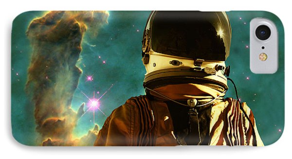 Lost In The Star Maker IPhone Case